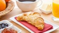 ما أهمية وجبة الإفطار