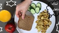 طريقة عمل غذاء للاطفال