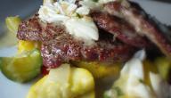 كيفية طبخ لحم العجل