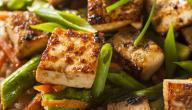 ما هو طعام التوفو