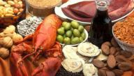 ما هو الغذاء الغني بالحديد