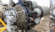 كيف يعمل محرك الطائرة