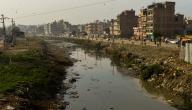 ما هو تلوث المياه
