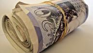أنواع الاموال الربوية