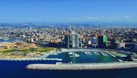 ما هو عدد محافظات لبنان
