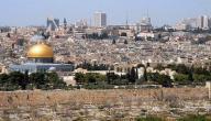 ما هو عدد سكان فلسطين