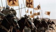 ما هي مراحل الحروب الصليبية