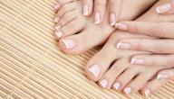 كيفية علاج فطريات القدم