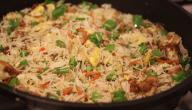 طريقة الرز الصيني