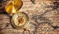 ما هي مراحل تطور الخرائط الجغرافية