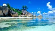 أين تقع جزر سيشل