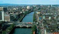 أين تقع أيرلندا