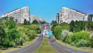 أين تقع مولدوفا