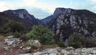 أين يقع جبل أوليمبوس