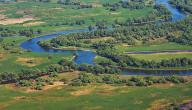 أين يقع نهر الدانوب