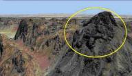 أين يقع جبل الطور المذكور في القرآن