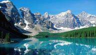 أين تقع جبال روكي