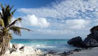 أين يقع البحر الكاريبي
