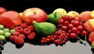 ما هي الفاكهة التى تزيد الوزن