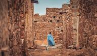 أين تقع موريتانيا
