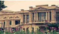 موقع قصر عابدين