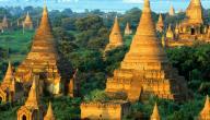أين تقع ميانمار