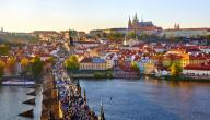 أين تقع مدينة براغ