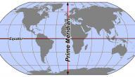 أين يقع خط غرينتش