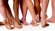 كيفية علاج نحافة الساقين