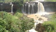 أين يقع منبع نهر النيل