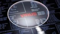 كيفية معرفة الفيروسات في الجهاز