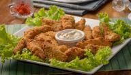 طريقة زنجر الدجاج