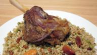 طريقة طبخ موزات اللحم