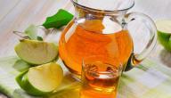 فوائد عصير التفاح الأخضر