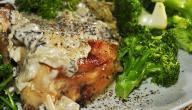 طرق طبخ البروكلي