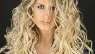طرق تجعيد الشعر