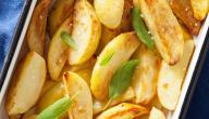 طريقة عمل صينية البطاطس