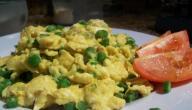 طريقة البيض المقلي
