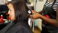 طريقة تنعيم الشعر بسرعة