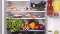 طريقة حفظ الخضار في الثلاجة