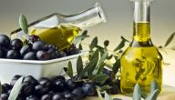 أهمية زيت الزيتون