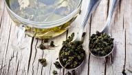 فوائد شرب الشاي الأخضر