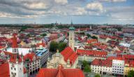 أهم الأماكن السياحية في ميونخ