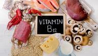 فوائد فيتامين ب 12