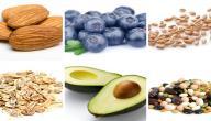 أفضل 6 أطعمة تنظم الكولسترول