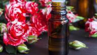 فوائد زيت الورد للتبييض