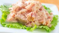 طريقة طبخ التونة