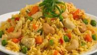 طريقة طبخ أرز بسمتي