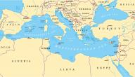 أهمية البحر الأبيض المتوسط