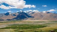 أهمية الجبال